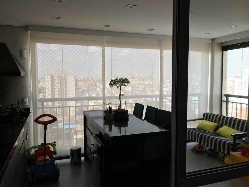 Apartamento em São Paulo, no bairro Sacomã