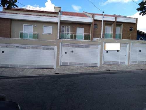 Sobrado, código 3458 em São Paulo, bairro Vila Firmiano Pinto