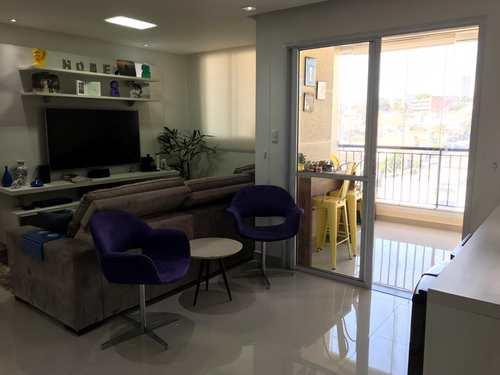 Apartamento, código 3464 em São Paulo, bairro Vila São José (Ipiranga)