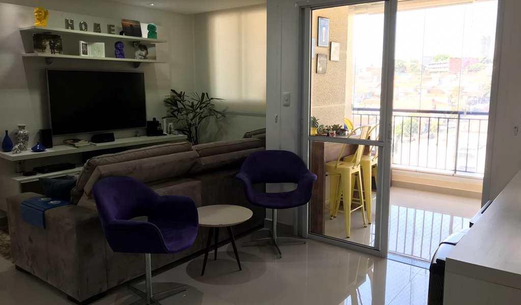 Apartamento em São Paulo, bairro Vila São José (Ipiranga)
