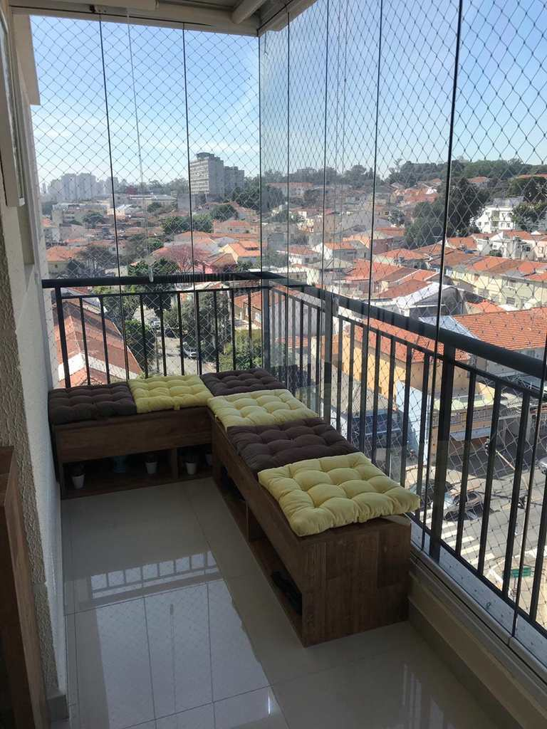 Apartamento em São Paulo, no bairro Vila São José (Ipiranga)