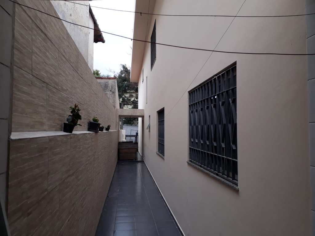 Sobrado em São Paulo, no bairro Parque Fongaro