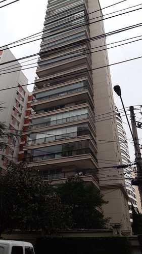 Apartamento, código 3486 em São Paulo, bairro Paraíso