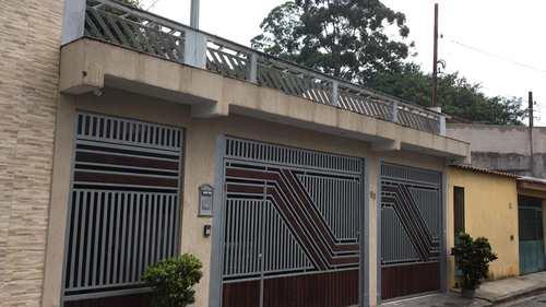 Sobrado, código 3512 em São Paulo, bairro Rio Pequeno