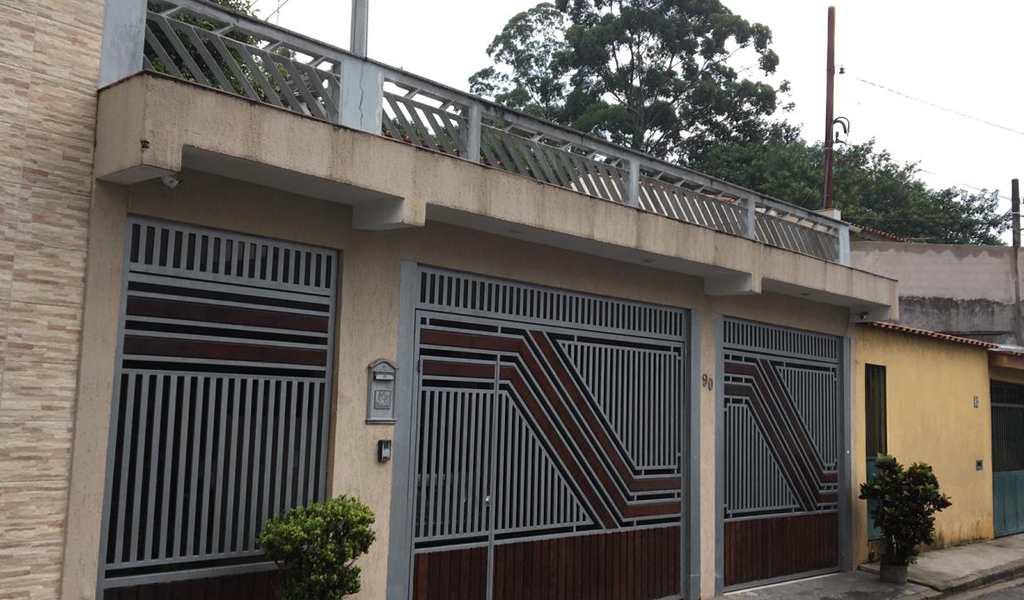 Sobrado em São Paulo, bairro Rio Pequeno