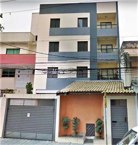 Apartamento, código 3845 em São Bernardo do Campo, bairro Vila Euclides