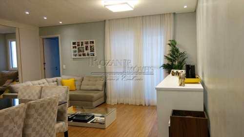 Apartamento, código 3111 em São Bernardo do Campo, bairro Centro