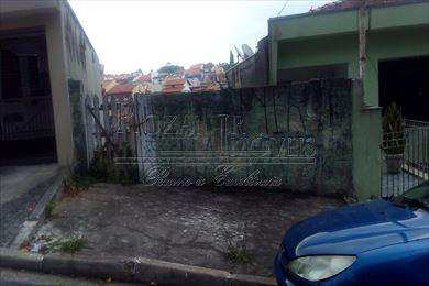 Terreno em São Bernardo do Campo, bairro Parque Espacial