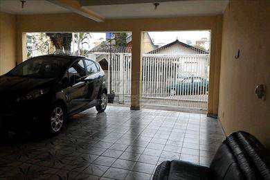 Sobrado em São Bernardo do Campo, no bairro Vila Marlene
