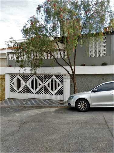 Sobrado, código 2904 em São Bernardo do Campo, bairro Jardim Chácara Inglesa