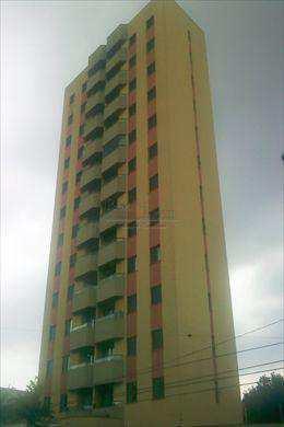 Apartamento, código 372 em São Bernardo do Campo, bairro Baeta Neves