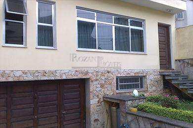 Casa, código 206 em São Bernardo do Campo, bairro Rudge Ramos