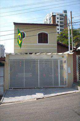 Sobrado, código 148 em São Bernardo do Campo, bairro Parque Anchieta