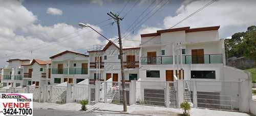 Sobrado, código 2844 em São Bernardo do Campo, bairro Baeta Neves