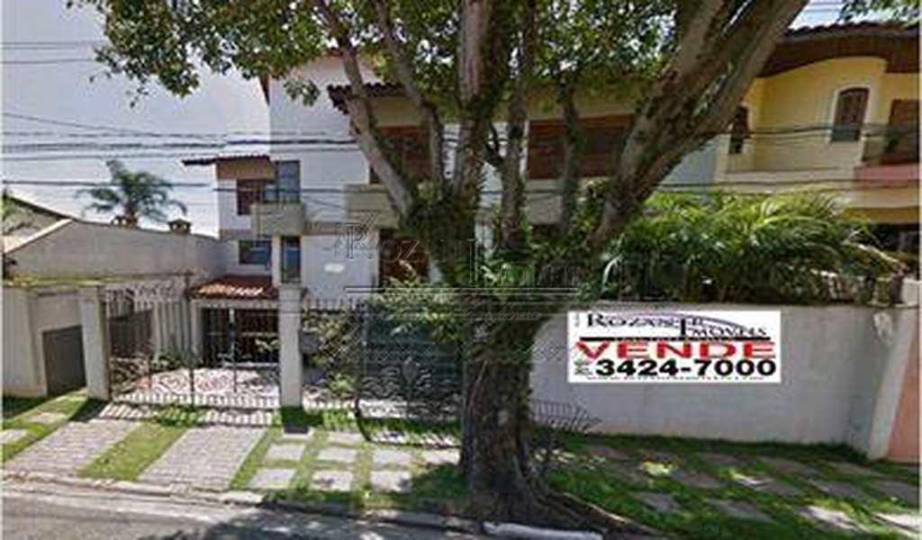 Sobrado em São Bernardo do Campo, bairro Jardim das Américas