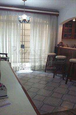 Sobrado, código 2735 em São Bernardo do Campo, bairro Santa Terezinha