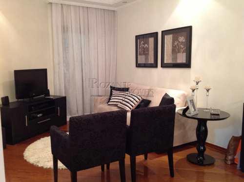 Apartamento, código 2733 em São Bernardo do Campo, bairro Jardim Chácara Inglesa