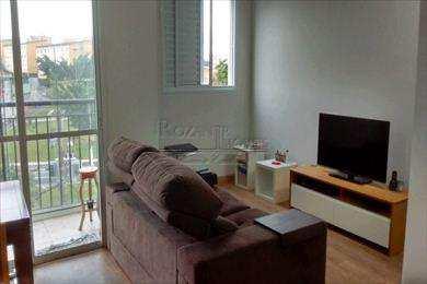 Apartamento, código 2728 em São Bernardo do Campo, bairro Parque Espacial