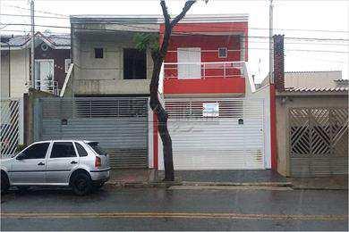 Sobrado em São Bernardo do Campo, no bairro Jardim Santo Ignácio