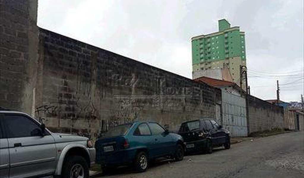 Terreno Industrial em Santo André, bairro Vila Príncipe de Gales
