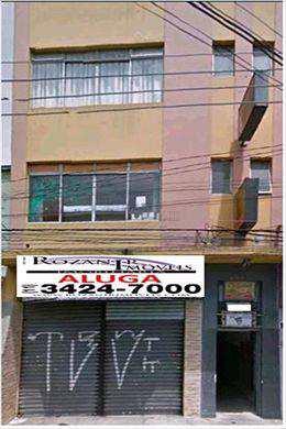 Sala Comercial em São Bernardo do Campo, no bairro Rudge Ramos