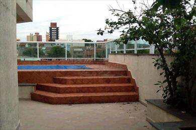 Cobertura em São Bernardo do Campo, bairro Centro