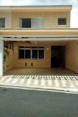 Sobrado em São Bernardo do Campo, bairro Vila Marlene