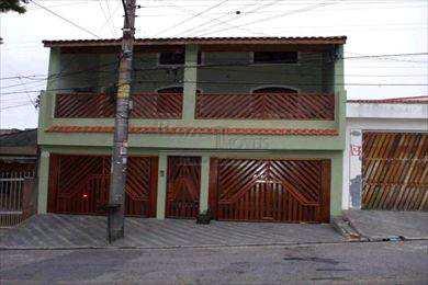 Sobrado em São Bernardo do Campo, no bairro Assunção