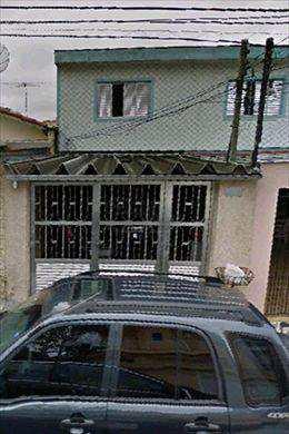 Sobrado, código 2262 em São Bernardo do Campo, bairro Vila Marlene