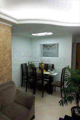 Apartamento, código 2220 em São Bernardo do Campo, bairro Vila Euclides