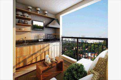 Apartamento, código 2218 em São Bernardo do Campo, bairro Independência