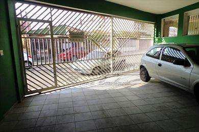 Sobrado em São Bernardo do Campo, no bairro Vila Vivaldi