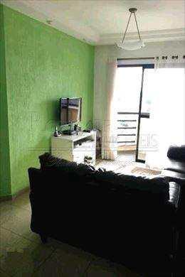 Apartamento, código 2009 em São Bernardo do Campo, bairro Paulicéia