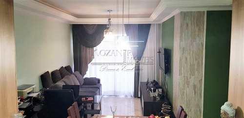 Apartamento, código 1735 em São Bernardo do Campo, bairro Centro