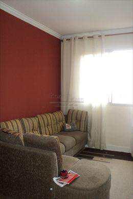 Apartamento, código 1325 em São Bernardo do Campo, bairro Jardim do Mar