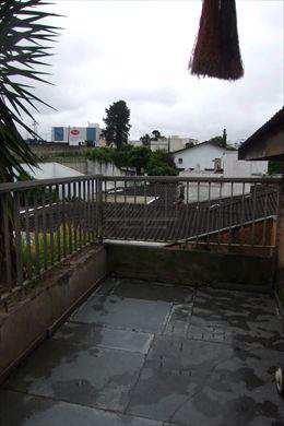 Sobrado em São Bernardo do Campo, no bairro Parque Anchieta