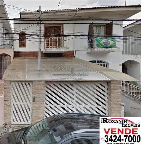 Sobrado, código 1302 em São Bernardo do Campo, bairro Parque Anchieta