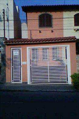 Casa em São Bernardo do Campo, no bairro Jardim das Américas