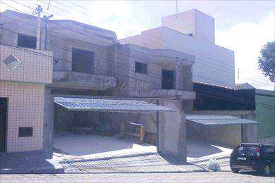 Sobrado, código 848 em São Bernardo do Campo, bairro Jardim do Mar