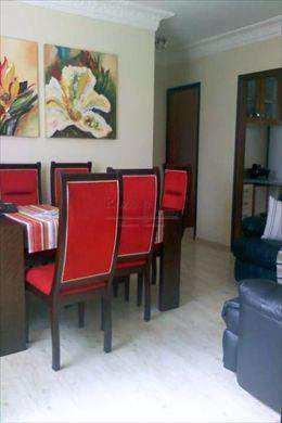 Apartamento, código 589 em São Bernardo do Campo, bairro Vila Marlene