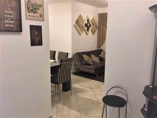 Apartamento, código 3141 em São Bernardo do Campo, bairro Rudge Ramos