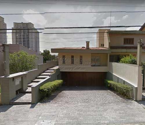 Sobrado, código 3143 em São Bernardo do Campo, bairro Nova Petrópolis