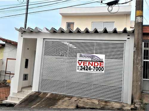 Sobrado, código 3144 em São Bernardo do Campo, bairro Centro