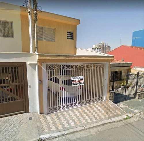 Sobrado, código 3391 em São Bernardo do Campo, bairro Jardim do Mar