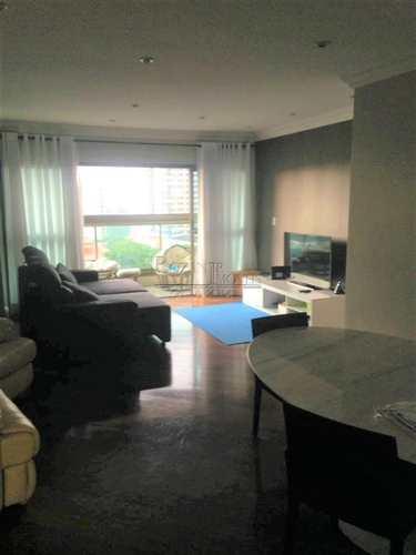 Apartamento, código 3410 em São Bernardo do Campo, bairro Jardim do Mar