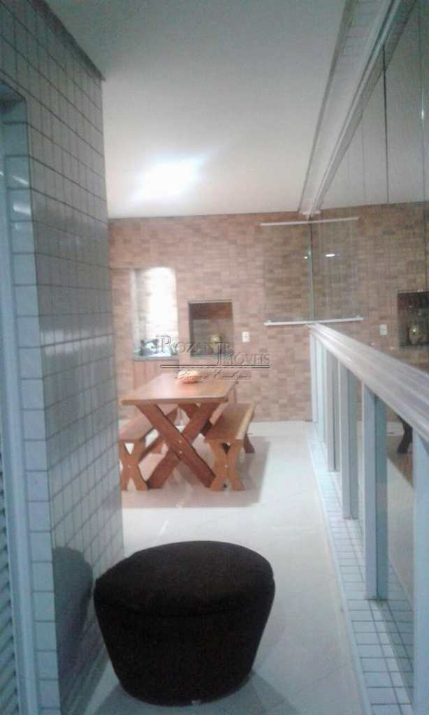Apartamento em São Bernardo do Campo, bairro Jardim do Mar