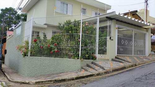Sobrado, código 3433 em São Bernardo do Campo, bairro Jardim Chácara Inglesa