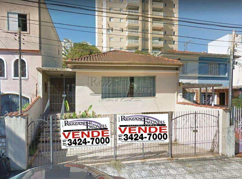 Casa em São Bernardo do Campo, no bairro Centro