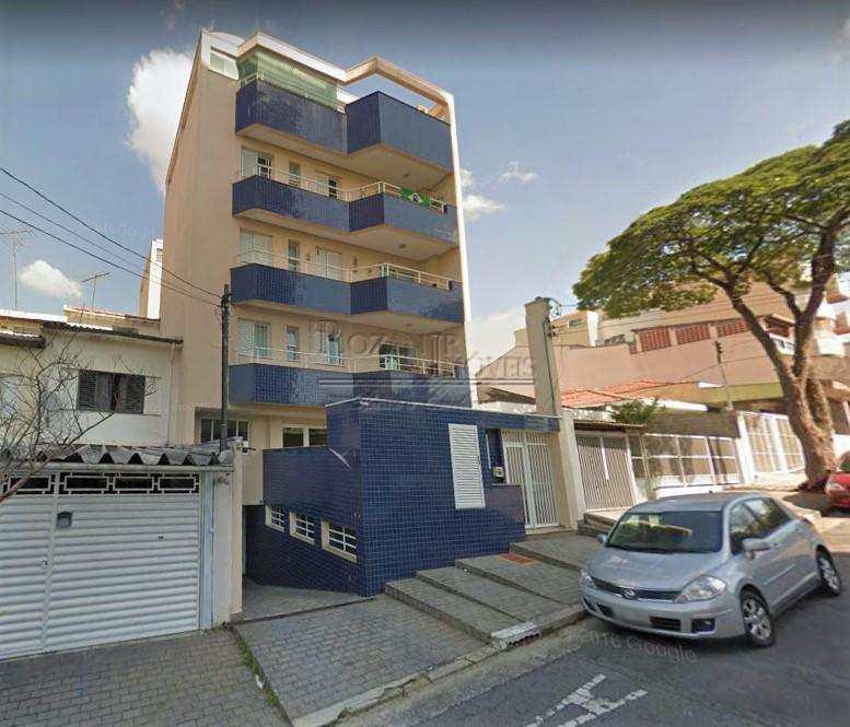Cobertura em São Bernardo do Campo, no bairro Parque Anchieta