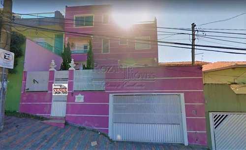 Sobrado, código 3476 em São Bernardo do Campo, bairro Centro